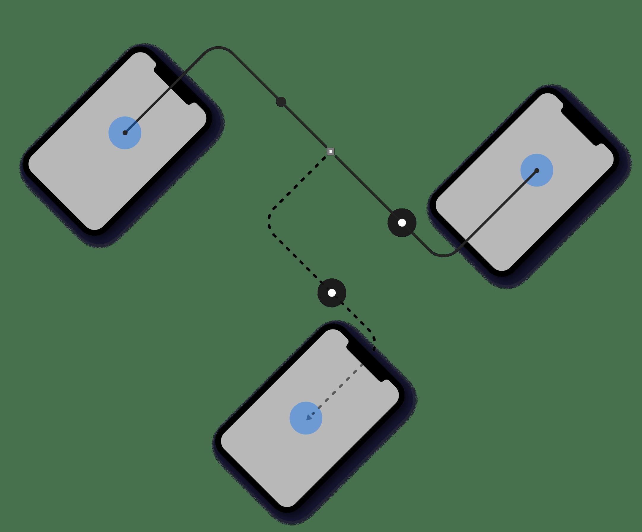 flow example screens