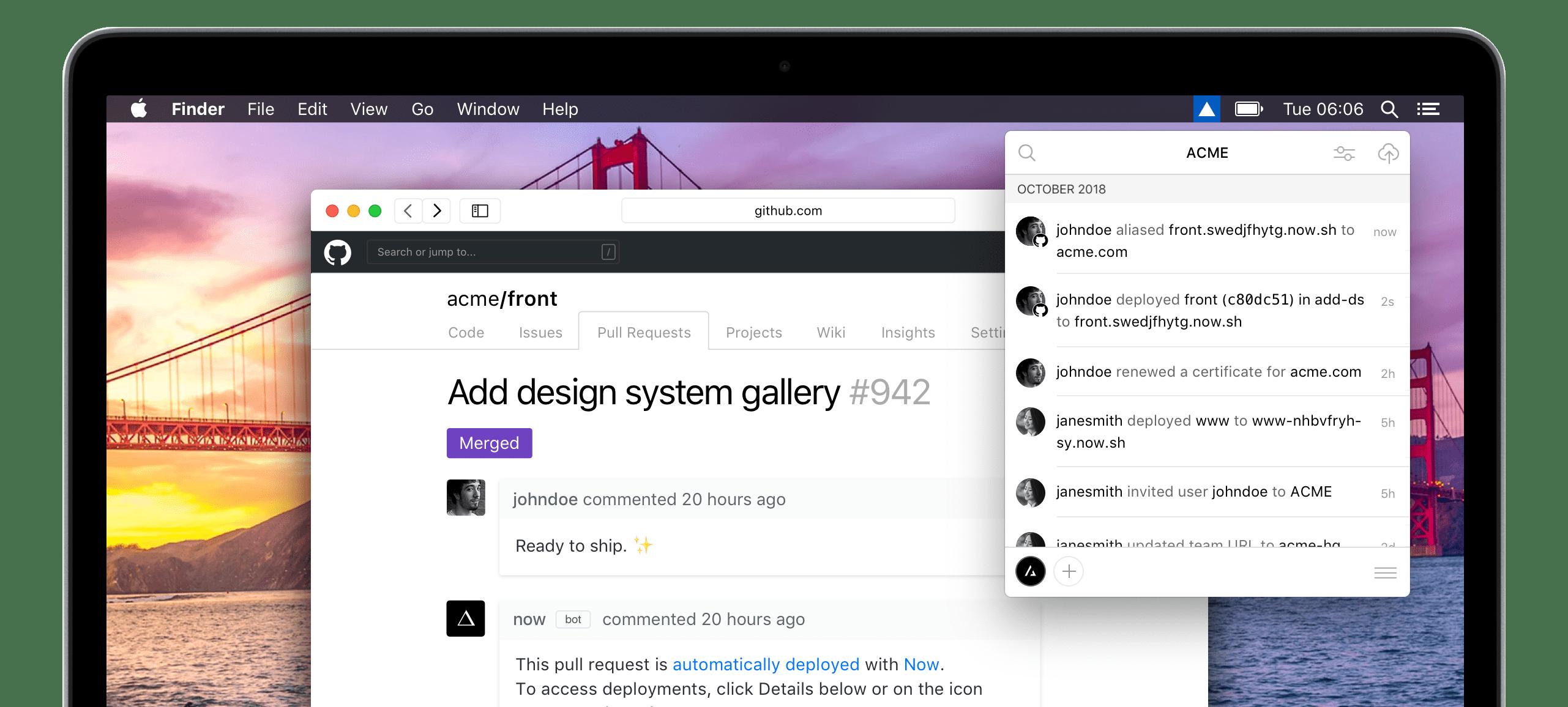Full Workflow