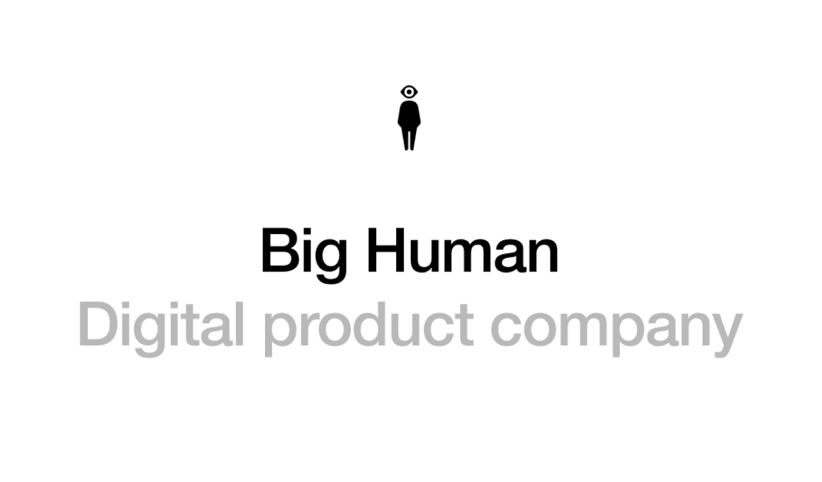 Big Human open graph image