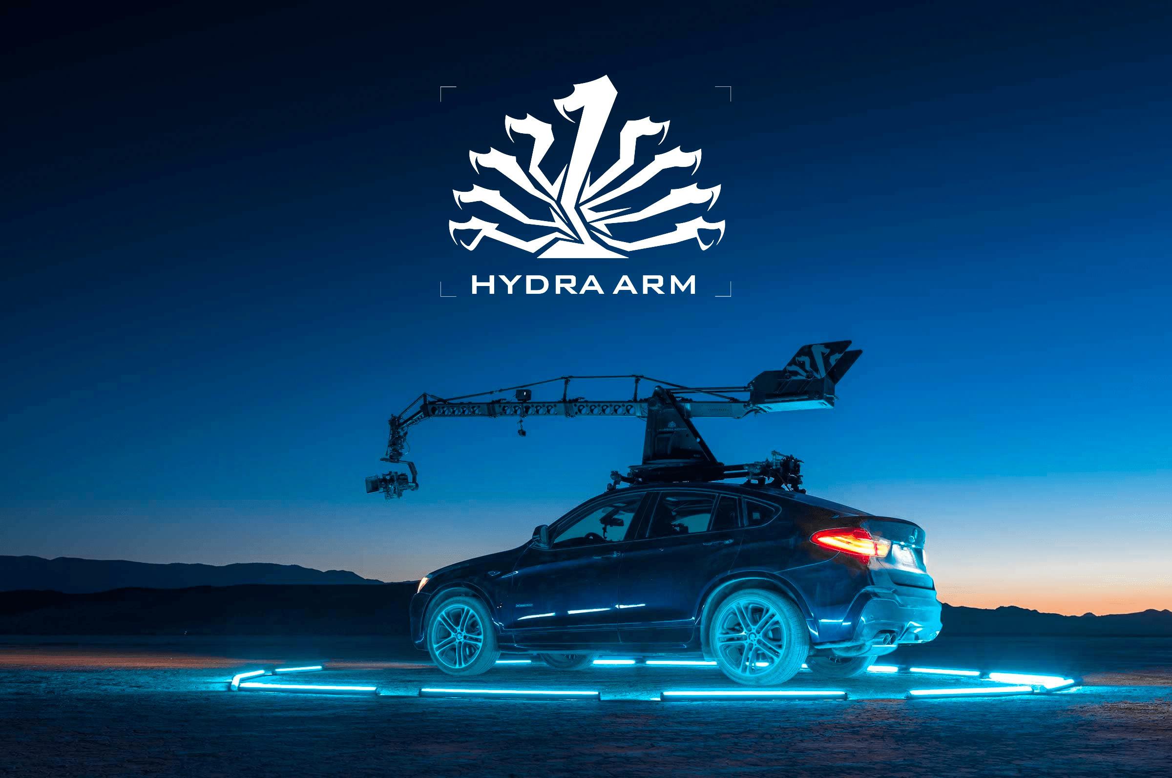Hydra Arm case study thumbnail